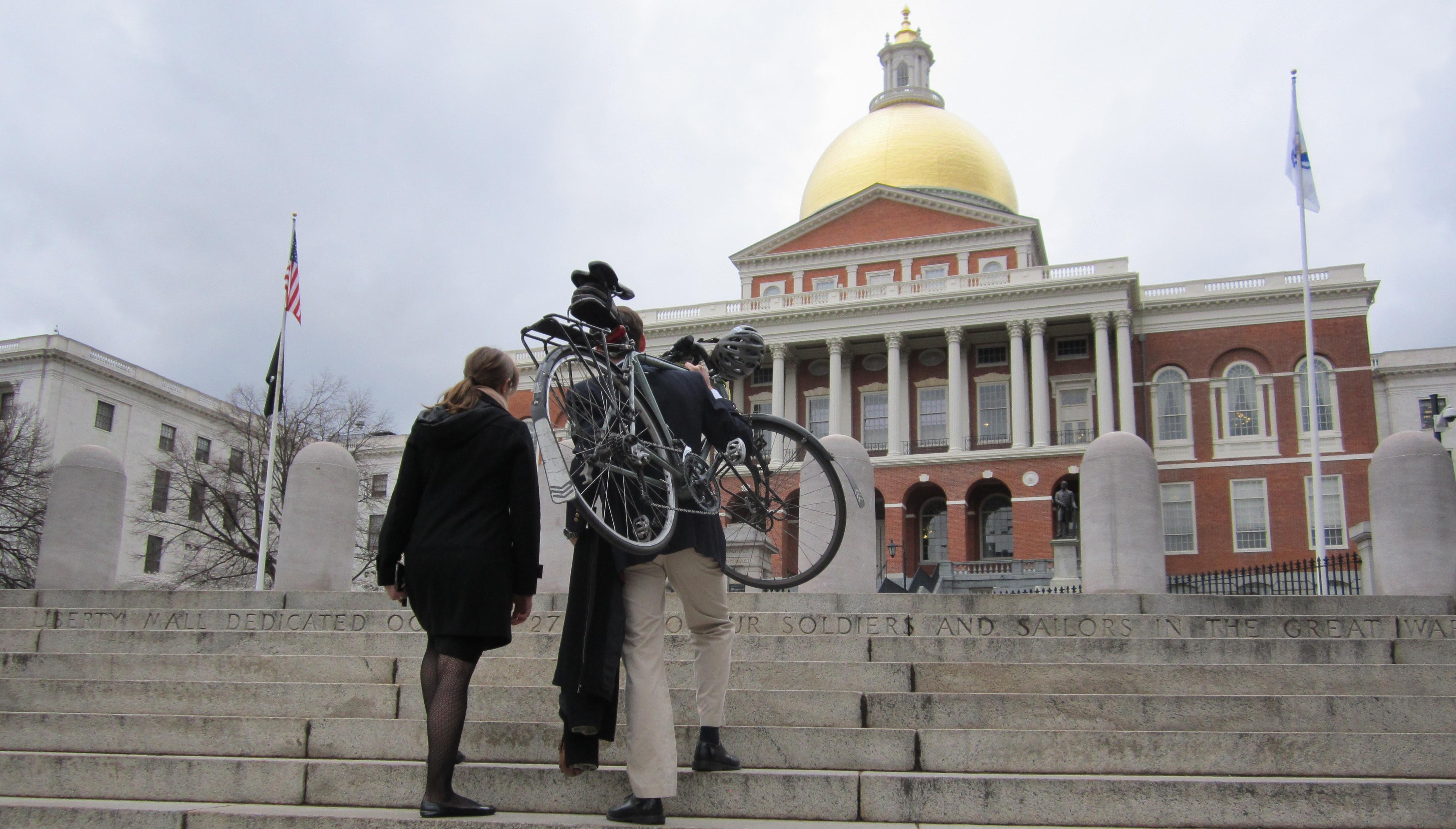 Better Biking Bills at MA State House