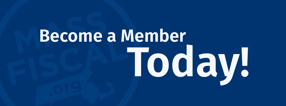 Become a member of the Massachusetts Fiscal Alliance