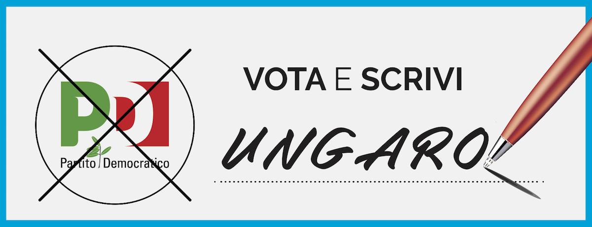 Vota e Scrivi Ungaro