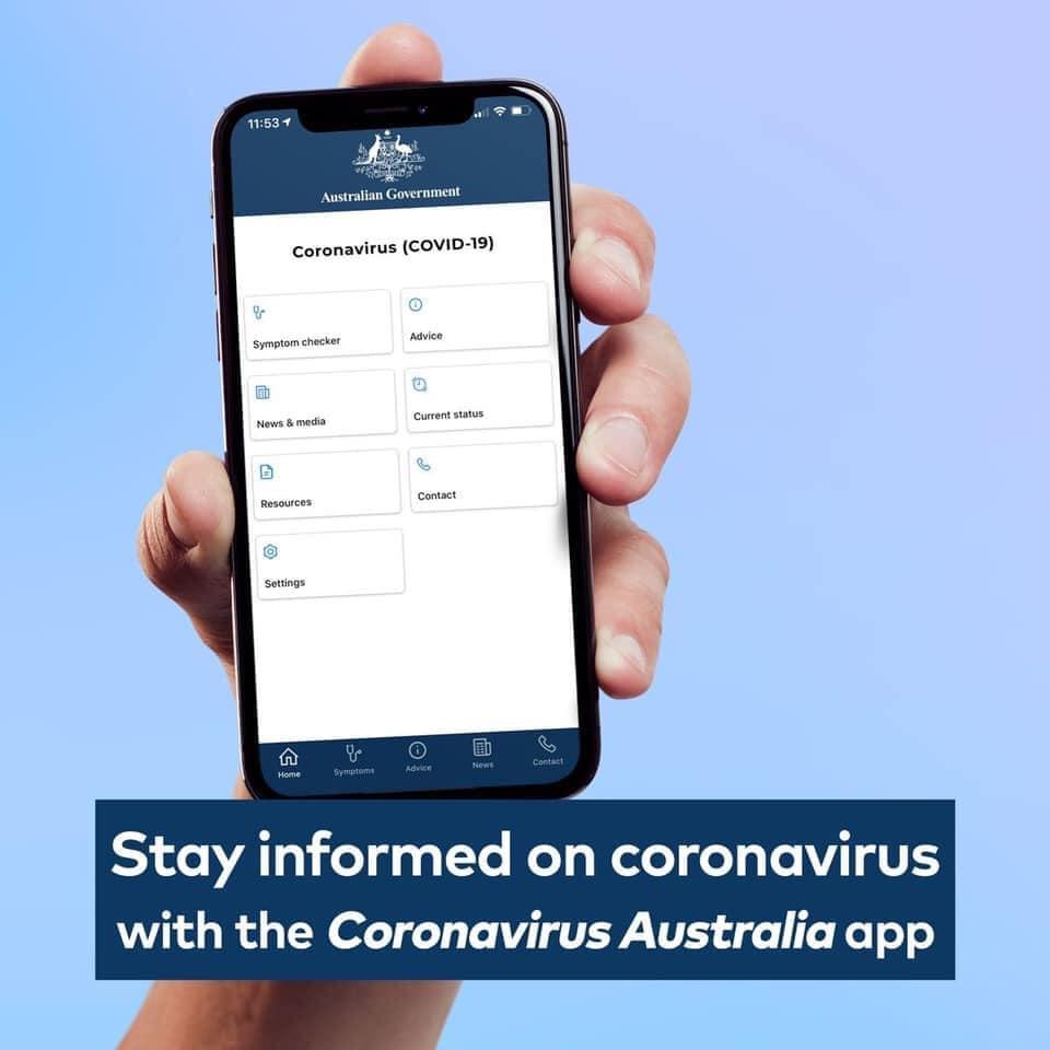 Coronavirus Australia App