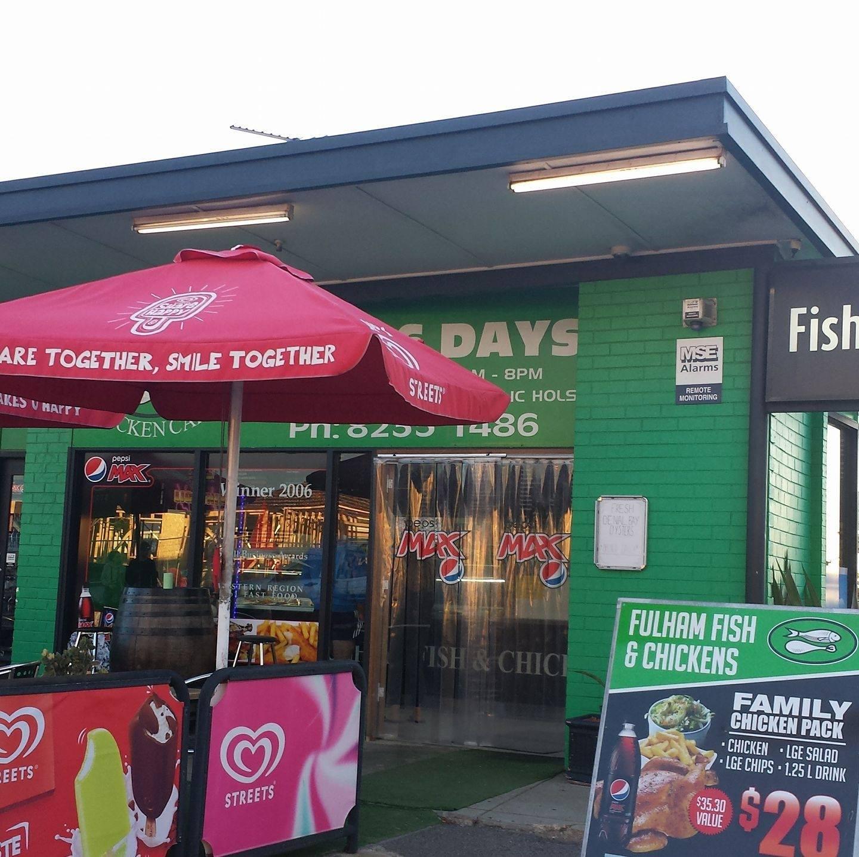Fulham Fish & Chicken