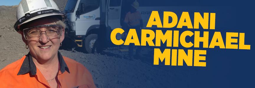Adani Carmichael Mine