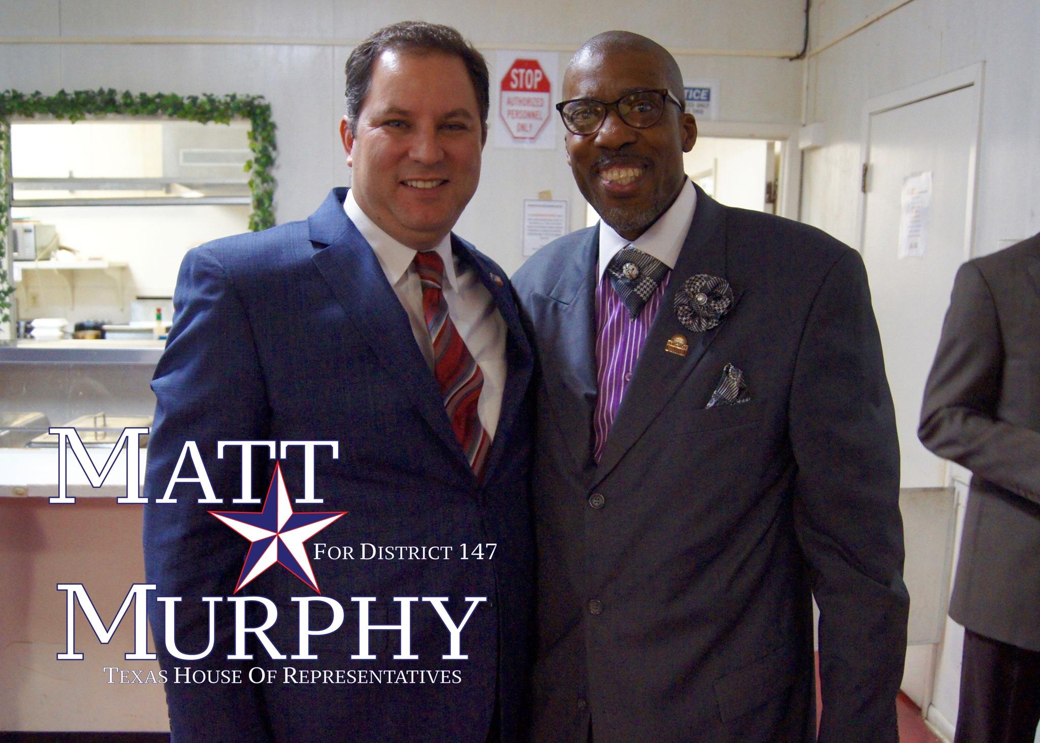 Matt Murphy & Rev. Max Miller