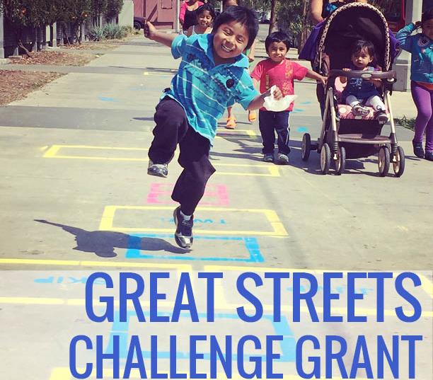 Great Streets Challenge Grants