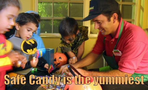 Candy Safety