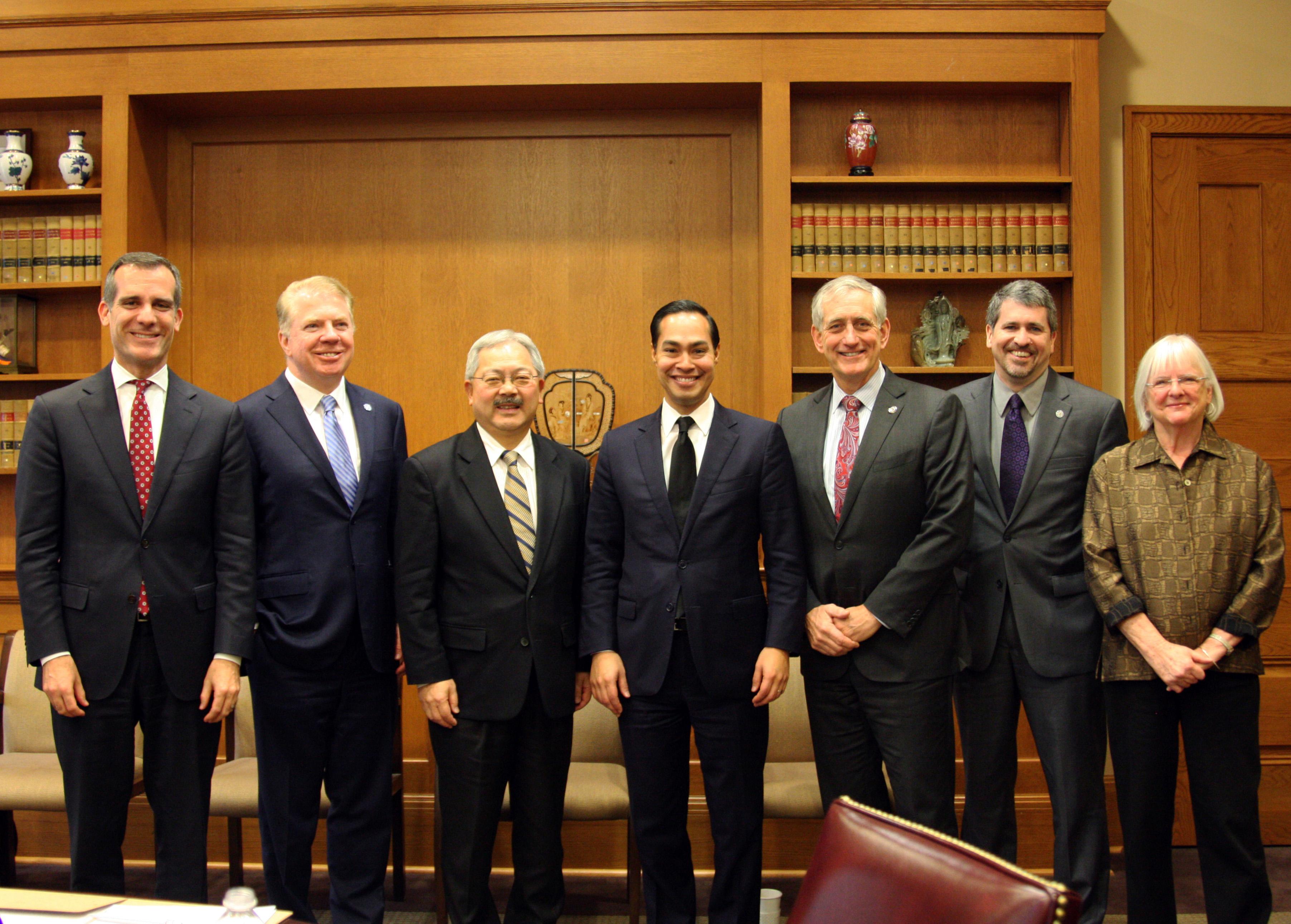West Coast Alliance of Mayors