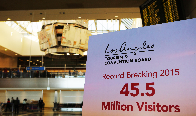 Record Tourism