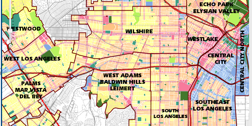 Los Angeles Parking Enforcement >> Mayor Garcetti Announces New Access to Information on L.A ...