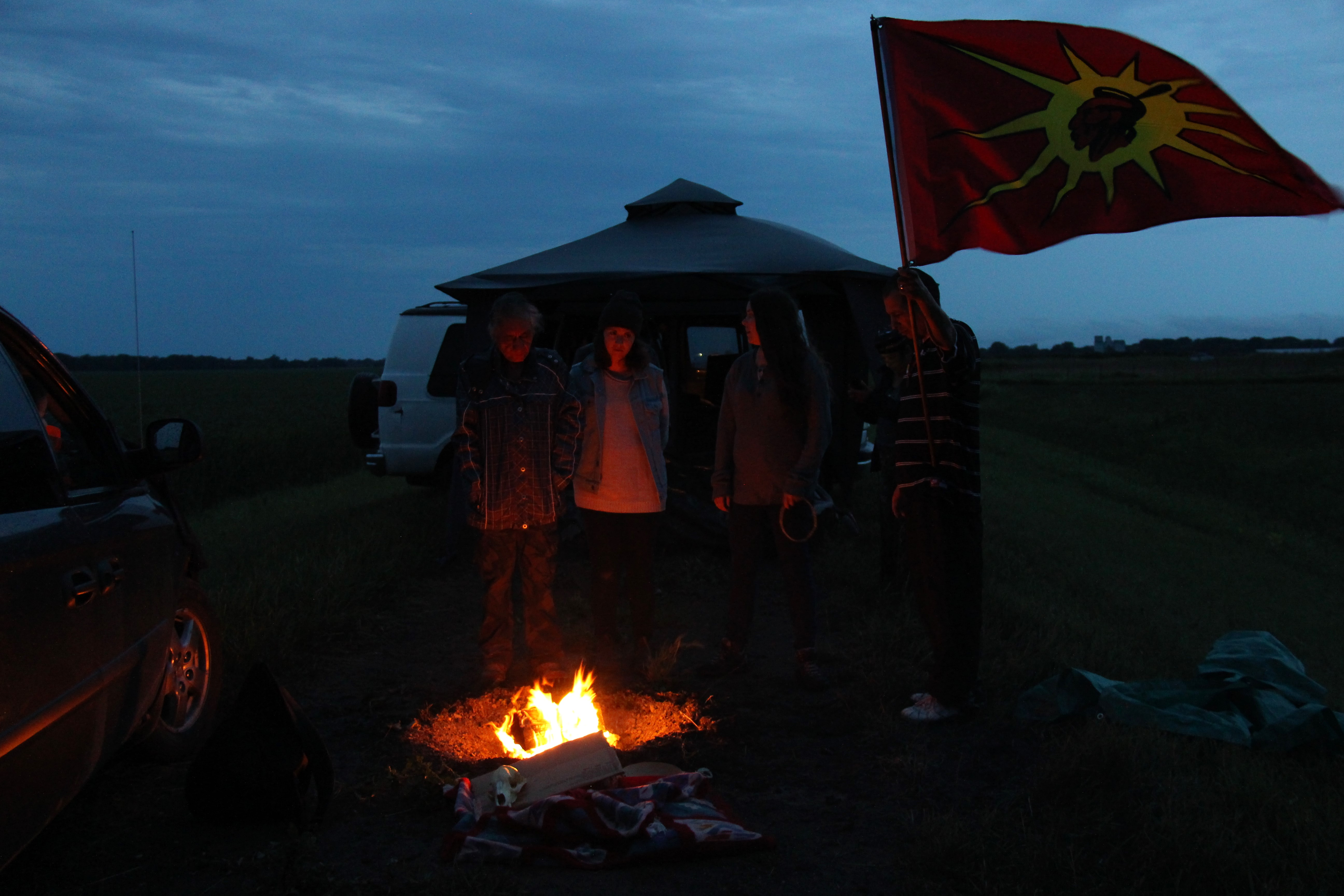 Spirit of the Buffalo Camp - Manitoba Energy Justice Coalition