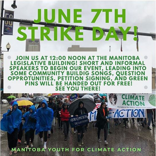 June 7th Strike