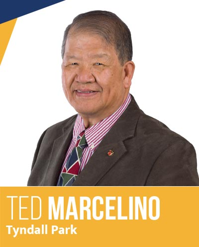 Ted Marcelino - NDP Candidate for Tyndall Park