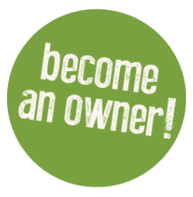 Become an Owner NOW!
