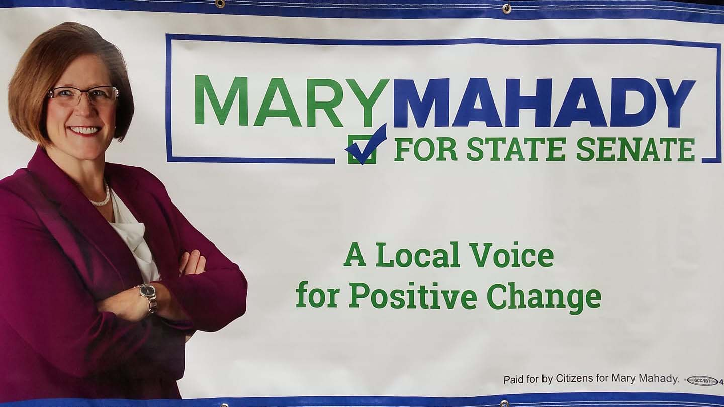 Mary Mahady for IL State Senate
