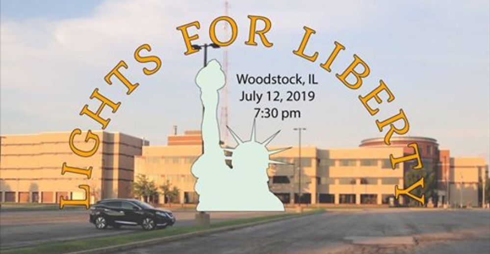Lights for Liberty Parade