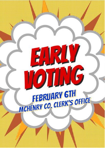 Early Voting Feb 6
