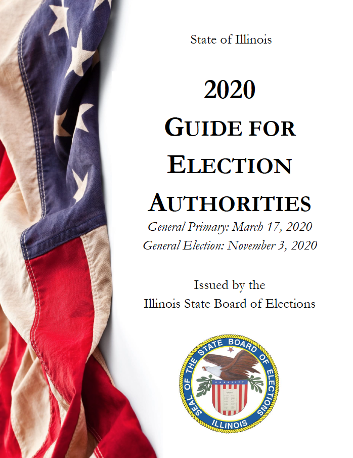 2020 Electon Guide for Local Election Officials