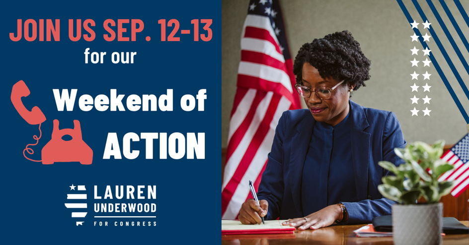 Weekend of Action