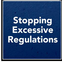 Excessive Regulations