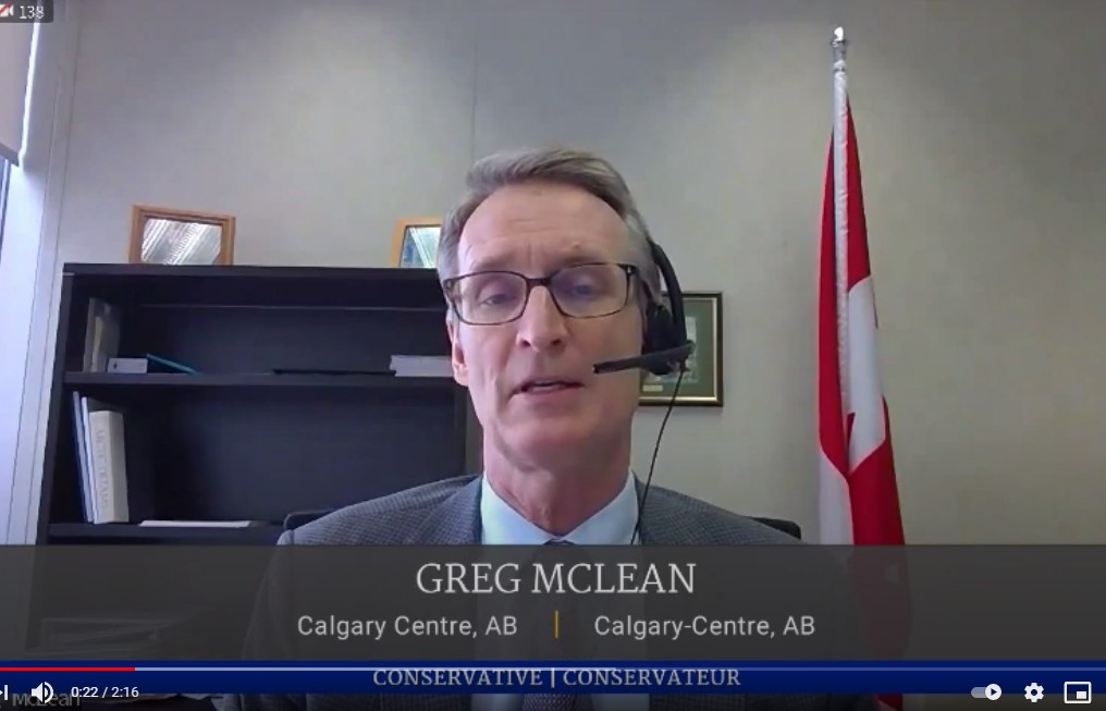 In Parliament: Question Period Jan 26 on Keystone and Line 5