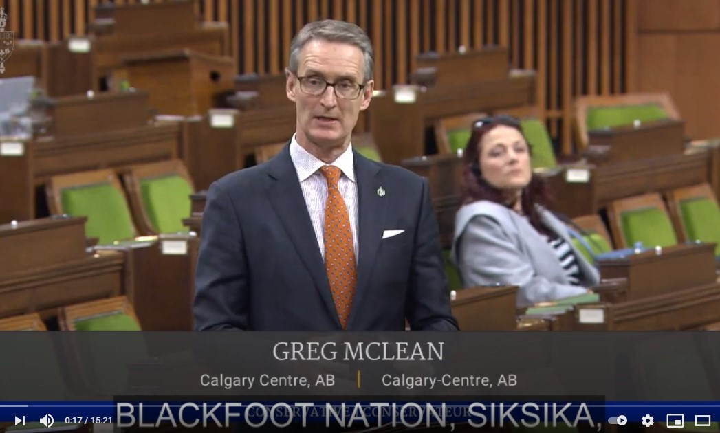 In Parliament: Speaking to the UNDRIP Legislation