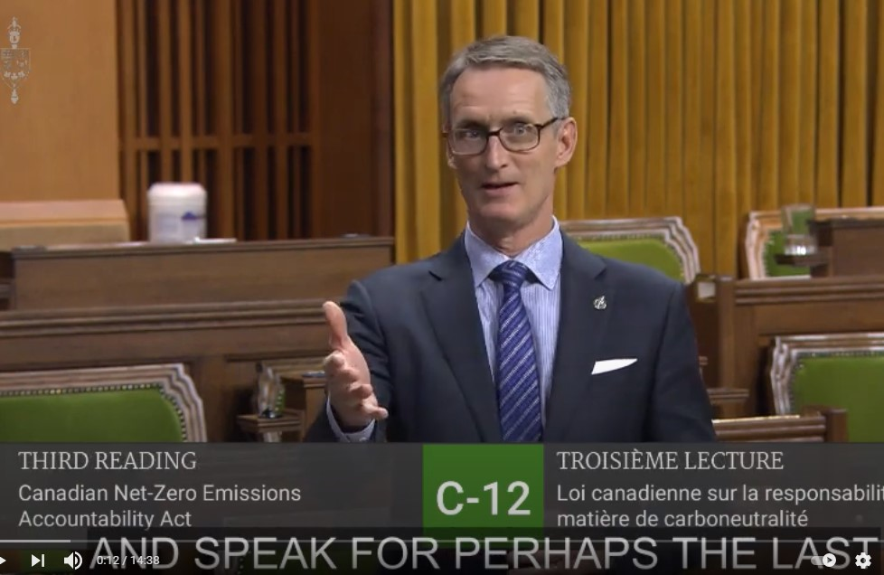 In Parliament: Net Zero Emissions Bill does not provide Accountability