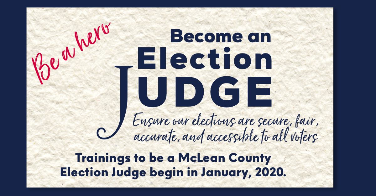 Election judge