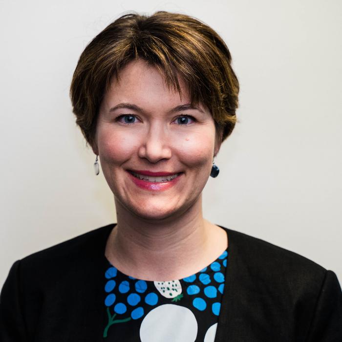 Susanne Behrendt - Chief Operating Officer