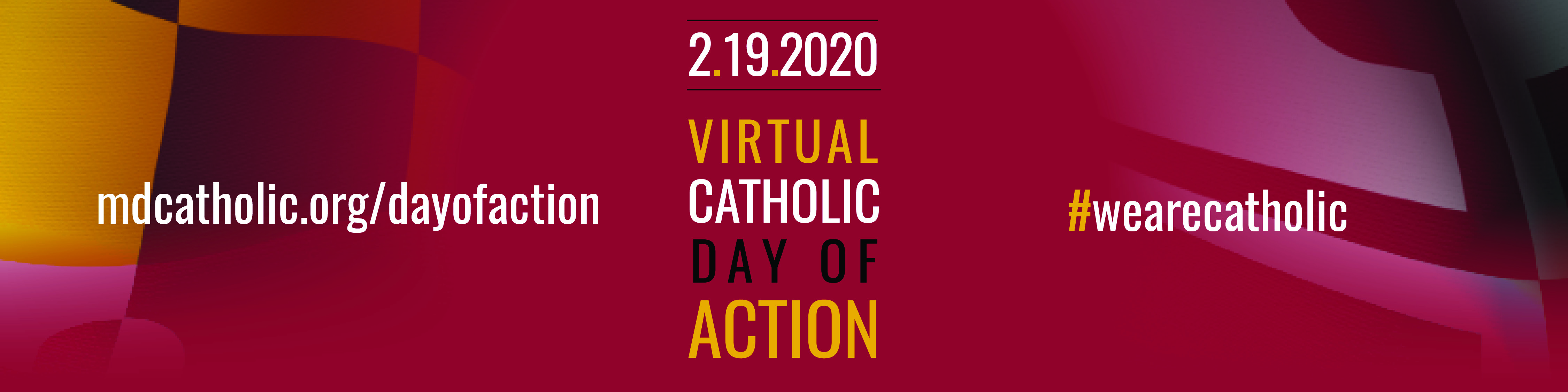 Virtual Catholic Day of Action