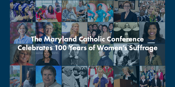 Maryland Catholic women