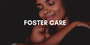 foster mom and daughter