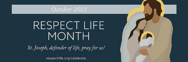 respect life month 2021