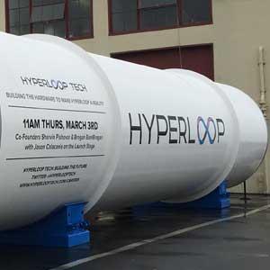 De Grønne vil ha raskere tog og åpner for hyperloop