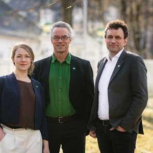Arild Hermstad inn i De Grønnes toppledelse