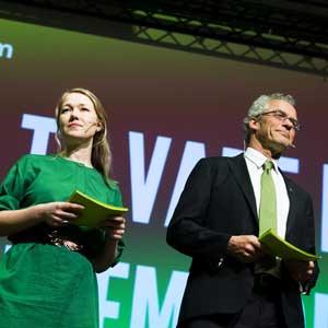 Grønn politikk mot egoisme og populisme