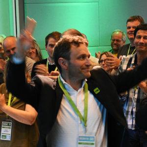 Arild Hermstad og Une Bastholm blir nye MDG-ledere