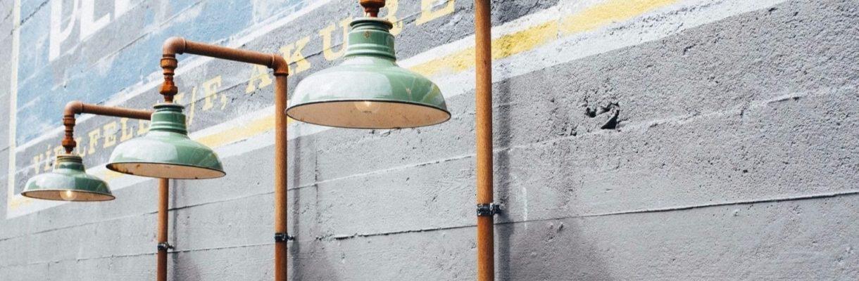 Resirkulerte lamper