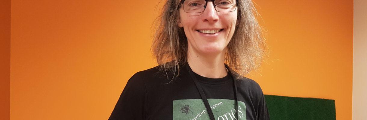 """Anne Sverdrup-Thygeson har skrevet """"Insektenes Planet"""""""