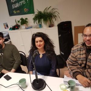 Podkast om rasisme