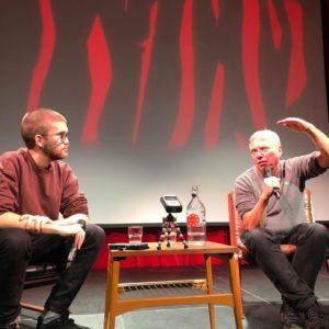 Podkast: Uffe Elbæk fra Alternativet (DK)