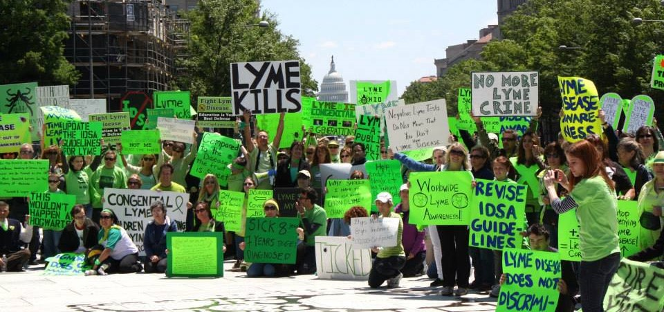 Lyme Kills Washington DC Rally May 2013