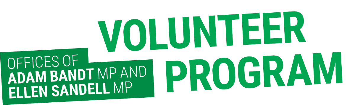 Volunteer Program Logo