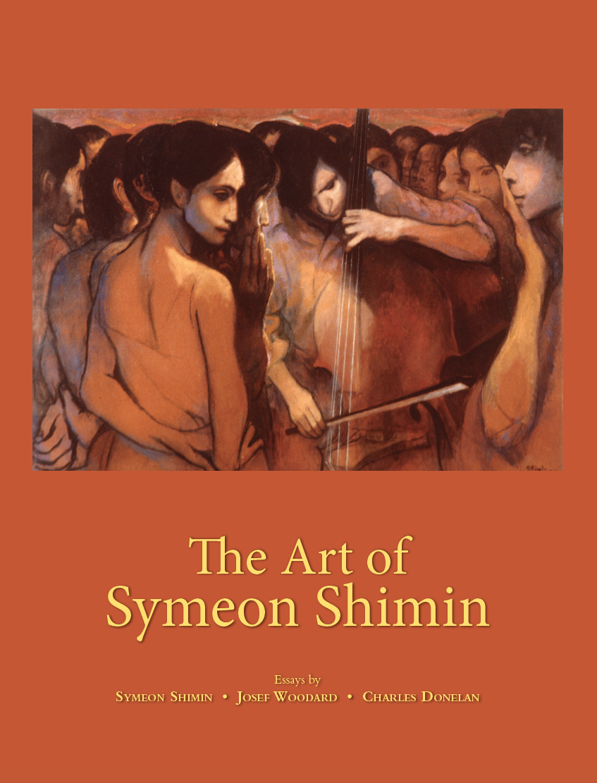 The Art of Symeon Shimin cover