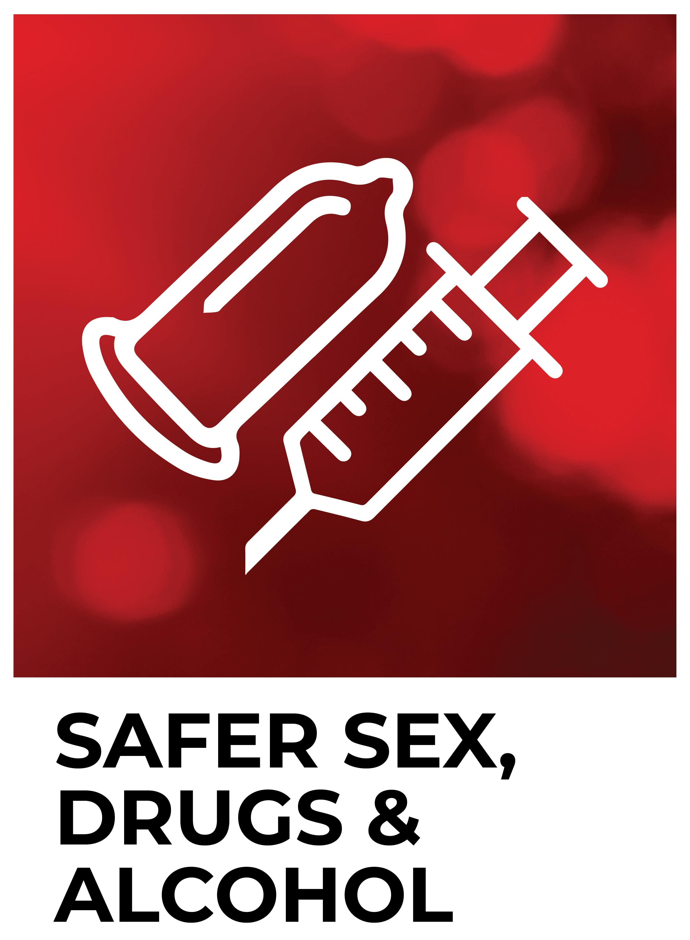 Safer Sex, Drugs & Alcohol