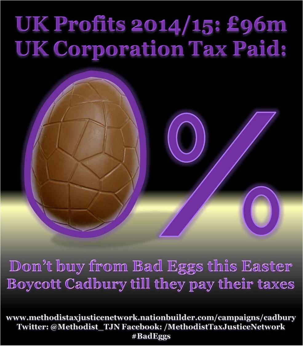 Cadbury Bad Eggs