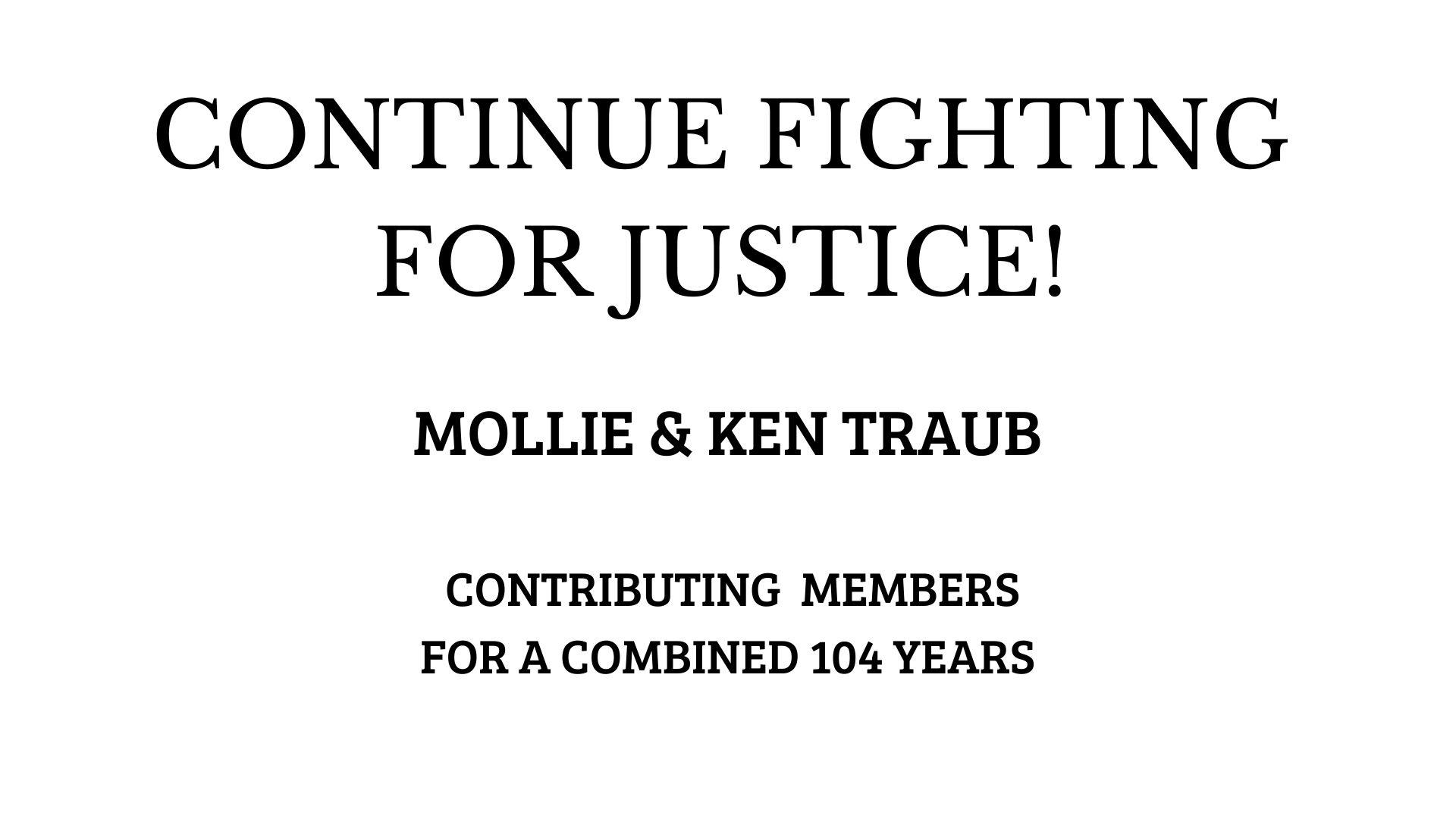 Mollie & Ken page