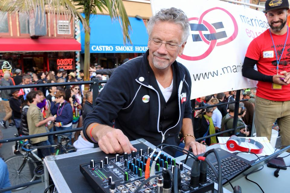 2015-06-26_Billy_Bradford_manning_the_sound_system_for_SF_SCOTUS_rally_in_the_Castro.jpg