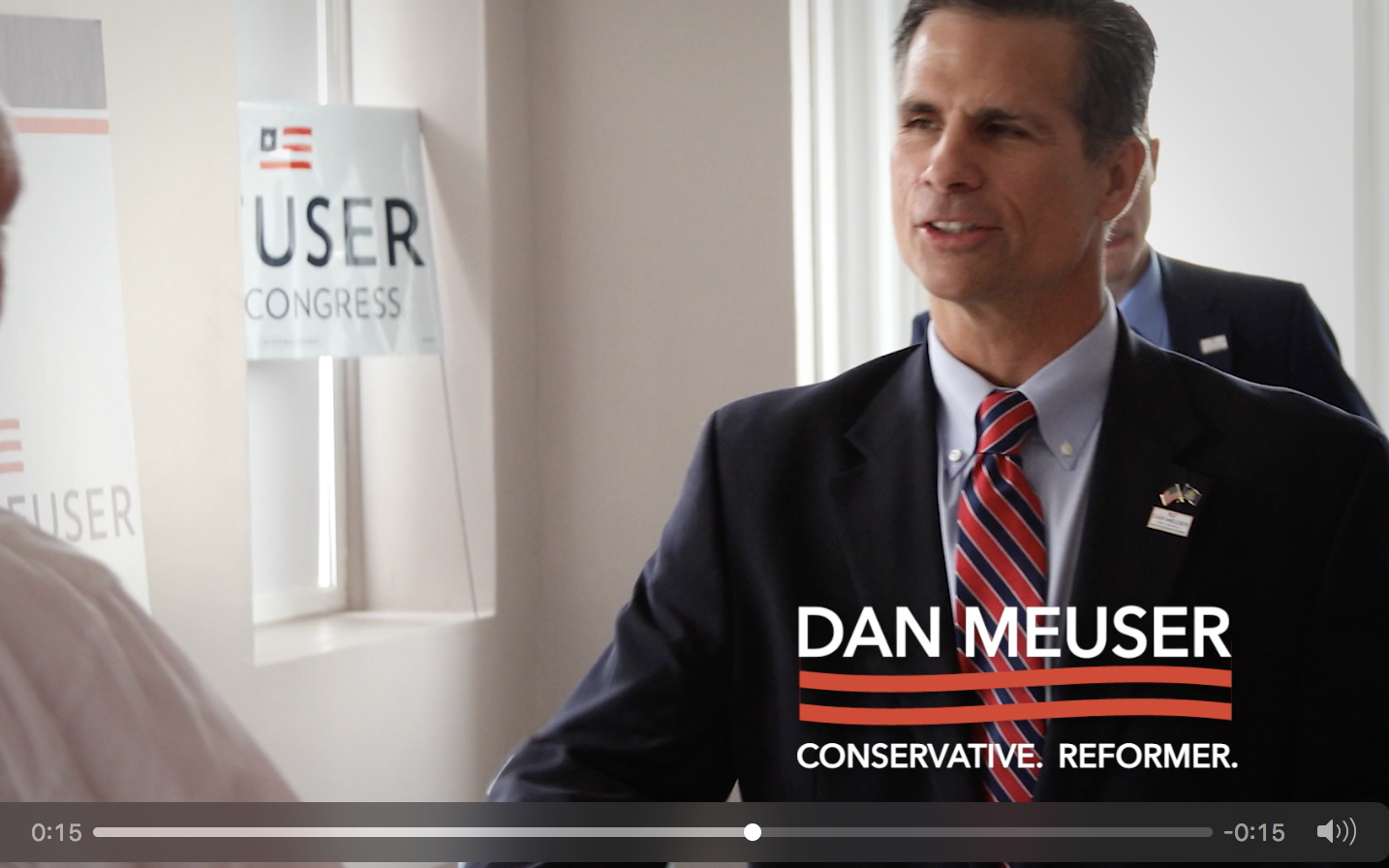 Meuser for Congress Releases First TV Ad of Fall Campaign