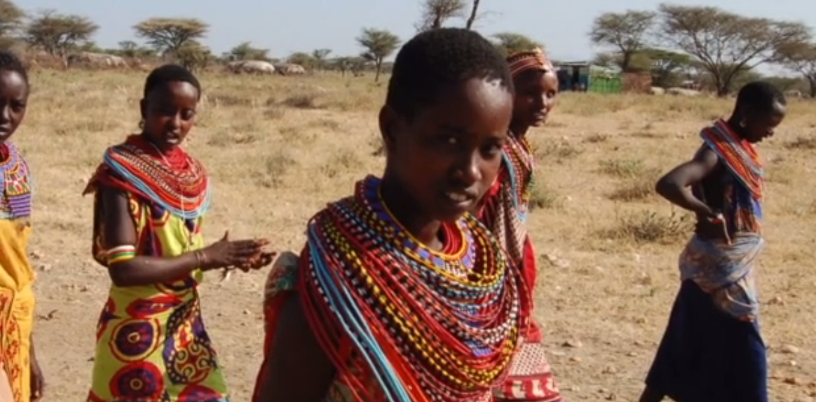 Samburu Girls