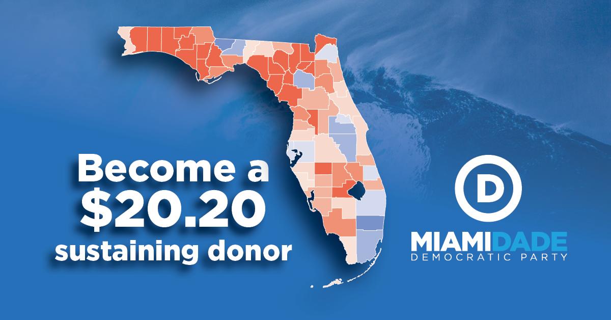 Miami Dade Fair 2020.Democratic Victory In 2020 Starts In Miami Dade