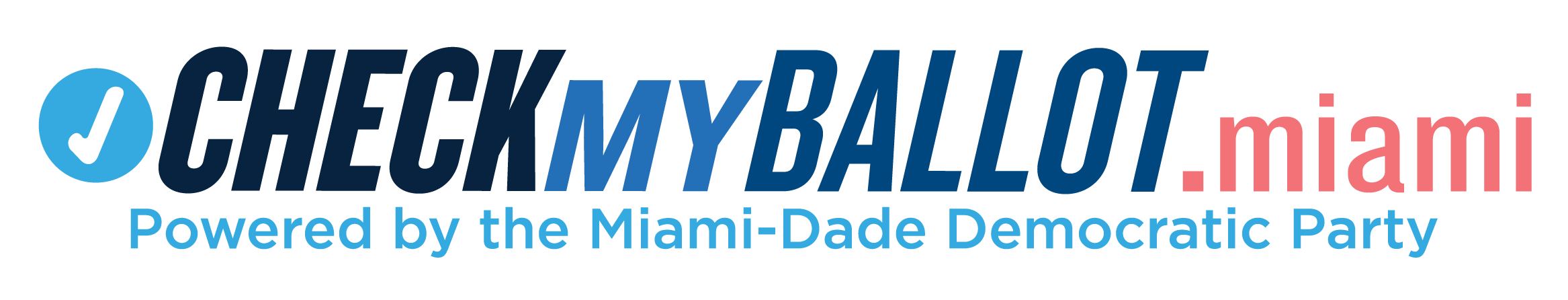 Check My Ballot Miami - Are you signed up to receive your ballot in October?